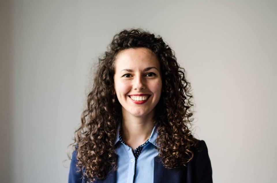 Giorgia Caramma - psicologa con formazione presso l'UNSW School of Psychology di Sidney